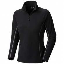 Women's Microchill Zip T by Mountain Hardwear in Cimarron Nm