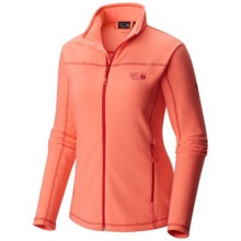 Women's Microchill Jacket by Mountain Hardwear