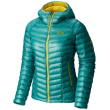 Ghost Whisperer Hooded Down Jacket by Mountain Hardwear in Traverse City Mi