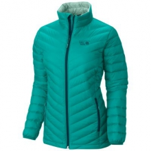 Women's Micro Ratio Down Jacket by Mountain Hardwear in Kansas City Mo