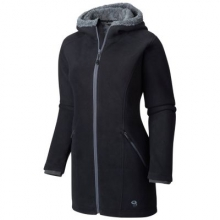 Dual Fleece Hooded Parka by Mountain Hardwear