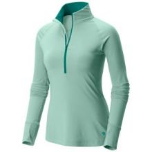 Butterlicious Long Sleeve 1/2 Zip by Mountain Hardwear in Glen Mills Pa