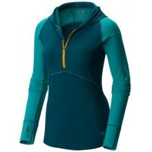 Women's Butterlicious Long Sleeve Hoody by Mountain Hardwear