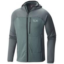 Desna  Grid Hooded Jacket by Mountain Hardwear