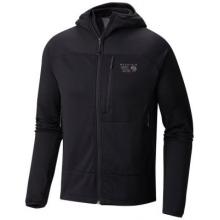 Desna  Grid Hooded Jacket by Mountain Hardwear in Lewiston Id