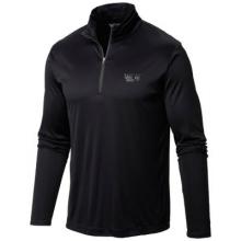 Wicked Long Sleeve Zip T by Mountain Hardwear in Bend Or