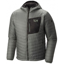 Thermostatic Hooded Jacket