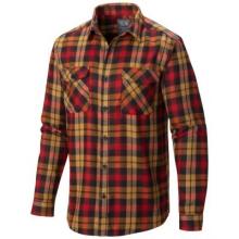 Trekkin Flannel Long Sleeve Shirt by Mountain Hardwear