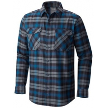 Trekkin Flannel Long Sleeve Shirt by Mountain Hardwear in Ponderay Id