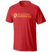 Men's Logo Graphic Short Sleeve T by Mountain Hardwear in Burlington Vt