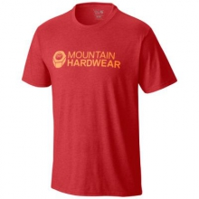 Men's Logo Graphic Short Sleeve T by Mountain Hardwear in Ofallon Il