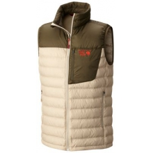 Dynotherm Down Vest by Mountain Hardwear