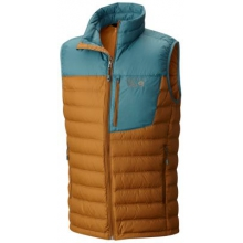 Dynotherm Down Vest by Mountain Hardwear in Boulder Co