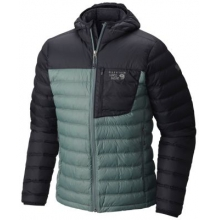Dynotherm Hooded Down Jacket