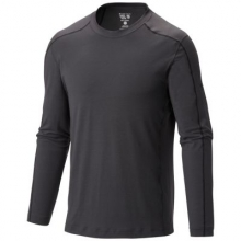 Men's CoolHiker L/S T by Mountain Hardwear