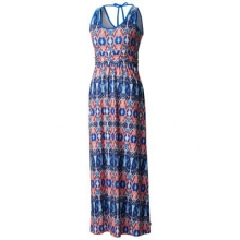 Women's DrySpun Perfect Printed Maxi by Mountain Hardwear in Great Falls Mt