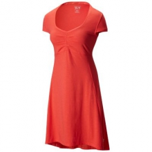 Women's Tonga Short Sleeve Dress by Mountain Hardwear