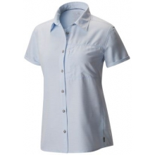 Women's Canyon Short Sleeve Shirt by Mountain Hardwear in Rogers Ar