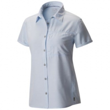 Women's Canyon Short Sleeve Shirt by Mountain Hardwear in Chicago Il