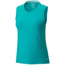 Women's CoolHiker Tank by Mountain Hardwear in Ofallon Il