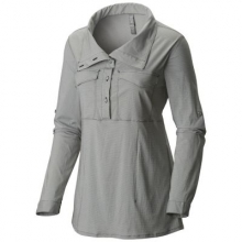 Women's Citypass Long Sleeve Popover by Mountain Hardwear in Prescott Az