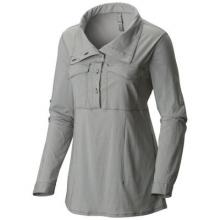 Women's Citypass Long Sleeve Popover by Mountain Hardwear