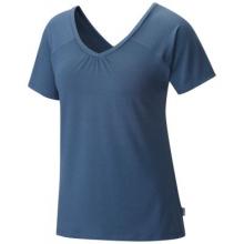 Women's DrySpun Short Sleeve T by Mountain Hardwear