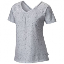 Women's DrySpun Printed Short Sleeve T by Mountain Hardwear