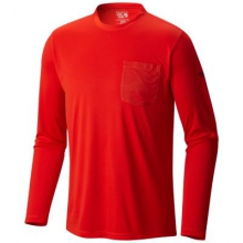 Men's River Gorge Long Sleeve Crew by Mountain Hardwear
