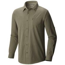 Air Tech Long Sleeve Shirt by Mountain Hardwear
