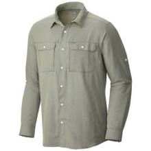 Canyon Long Sleeve Shirt by Mountain Hardwear in Peninsula Oh