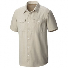 Men's Canyon Short Sleeve Shirt by Mountain Hardwear in Champaign Il