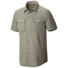 Men's Canyon Short Sleeve Shirt by Mountain Hardwear