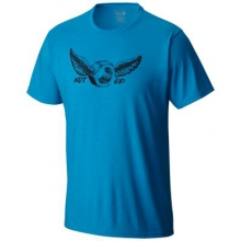 Men's Can of Fuel Short Sleeve T by Mountain Hardwear in Great Falls Mt
