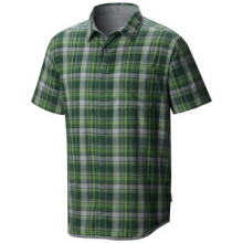 Men's Mcclatchy Reversible Short Sleeve Shirt by Mountain Hardwear