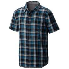 Men's Mcclatchy Reversible Short Sleeve Shirt by Mountain Hardwear in Delafield Wi