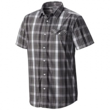 Men's Stout Short Sleeve Shirt by Mountain Hardwear