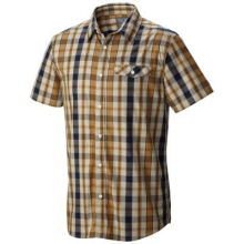 Men's Stout Short Sleeve Shirt by Mountain Hardwear in Portland Or
