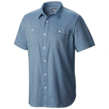 Men's Drummond Utility Short Sleeve Shirt by Mountain Hardwear