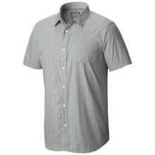 Men's Peso Short Sleeve Shirt by Mountain Hardwear