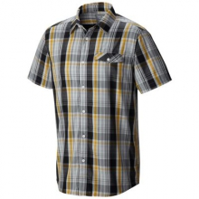Men's Farthing Short Sleeve Shirt by Mountain Hardwear in Alpharetta Ga