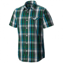 Men's Farthing Short Sleeve Shirt by Mountain Hardwear in Lexington Va