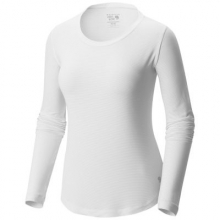 Women's Wicked Lite Long Sleeve T by Mountain Hardwear in Brighton Mi