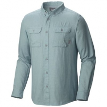 Men's Nowlin Long Sleeve Shirt by Mountain Hardwear