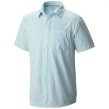 Men's Air Tech Short Sleeve Shirt by Mountain Hardwear
