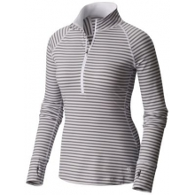 Butterlicious Stripe Long Sleeve 1/2 Zi by Mountain Hardwear in Clarksville Tn