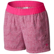 Women's Class IV Printed Short by Mountain Hardwear