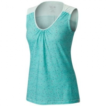 Women's DrySpun Printed Sleeveless T by Mountain Hardwear in Champaign Il