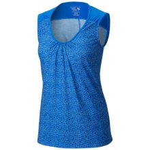 Women's DrySpun Printed Sleeveless T by Mountain Hardwear in Coeur Dalene Id