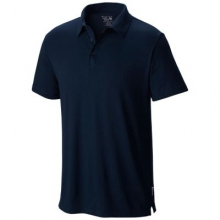 Men's ADL Short Sleeve Polo by Mountain Hardwear in Great Falls Mt